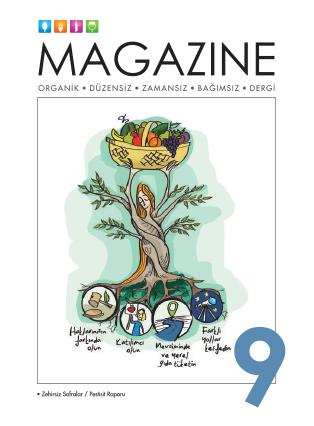 Magazine Dergi Sayı 9